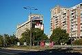 Sarajevo Tram Westbound-Stop-Pofalici 2011-10-15.jpg