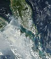 Satellite picture of Malayan Peninsular and Sumatra (extracted).jpg
