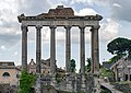 Saturntempel Rom (Aerarium populi Romani) 2.jpg