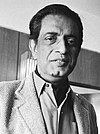 Satyajit Ray in New York (cropped)