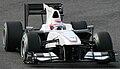 Sauber Jerez Kobayashi (cropped).jpg
