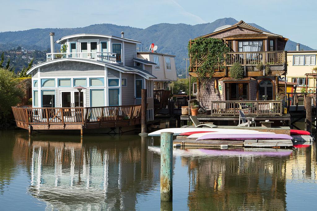 Floating Homes Design Florida