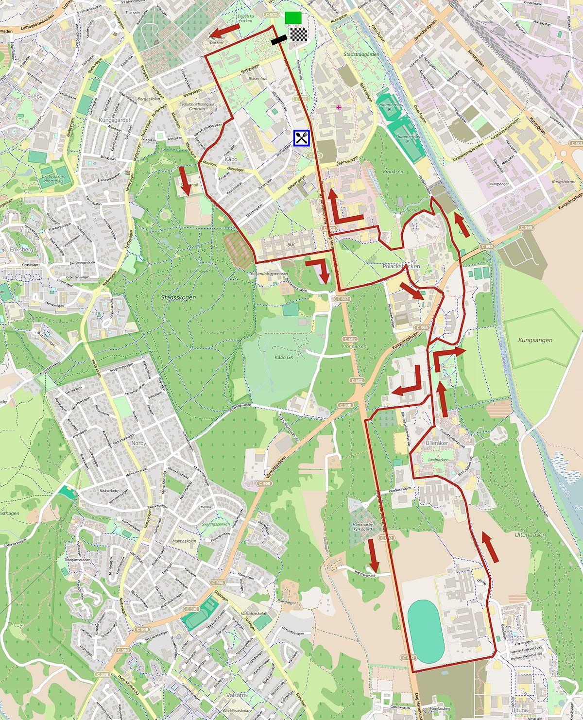 Scandinavian Race Uppsala 2015 — Wikipédia