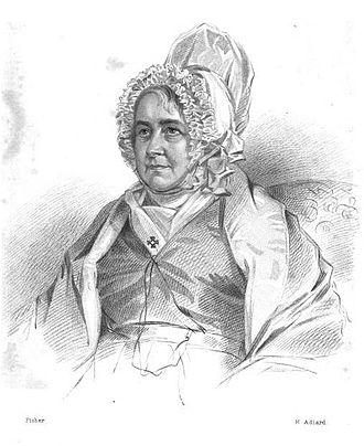 Mary Anne Schimmelpenninck - Mary Anne Schimmelpenninck
