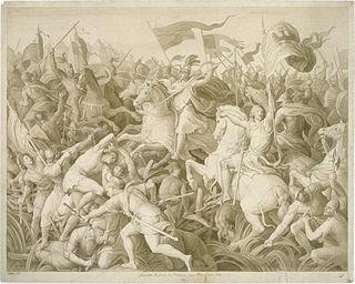 Battle on the Marchfeld