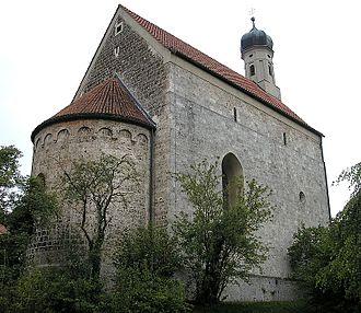 Schondorf - Jakobskirche in Schondorf
