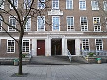 School of Oriental & African Studies, London 03.JPG