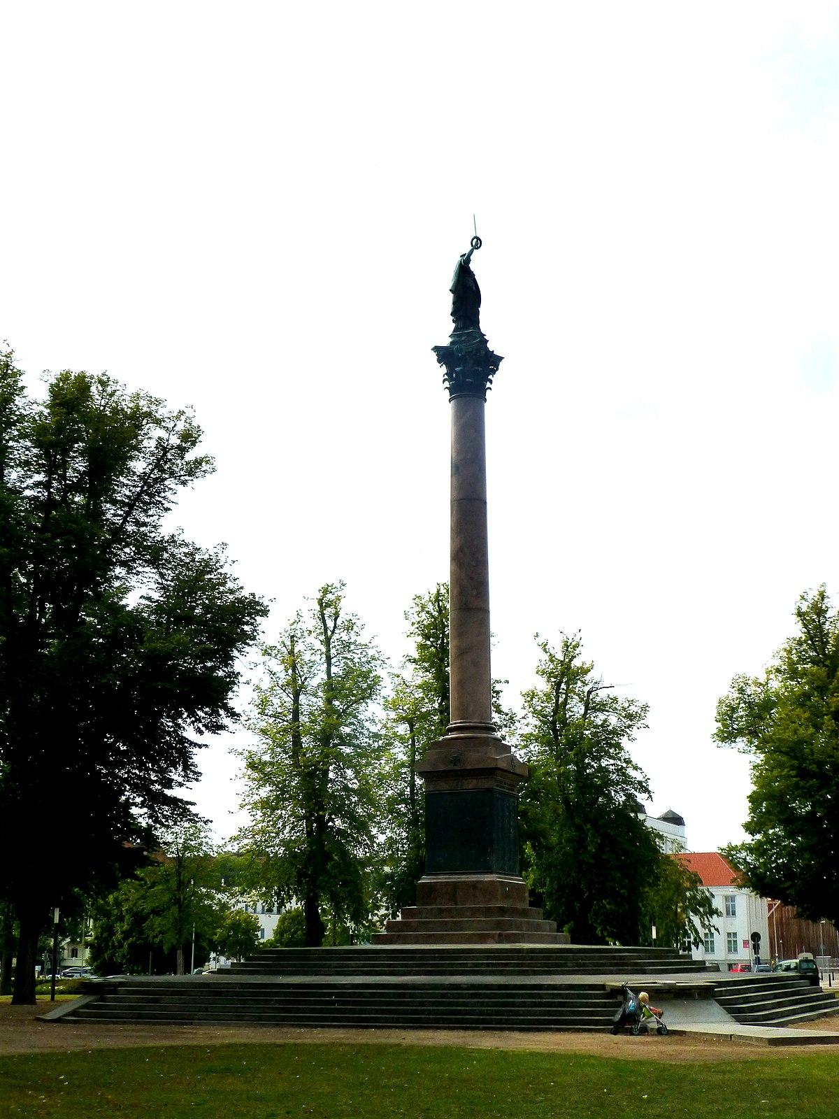 Siegessäule Schwerin
