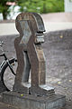 Sculpture Figur 1 September Horst Antes Kurt-Schwitters-Platz Hanover Germany.jpg