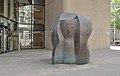 Sculpture by Herbert Albrecht, Juridicum 03.jpg