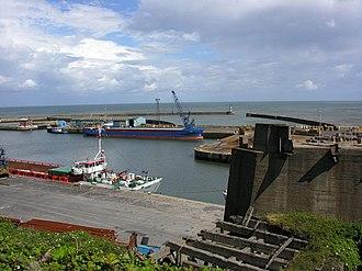 Seaham - Seaham Harbour