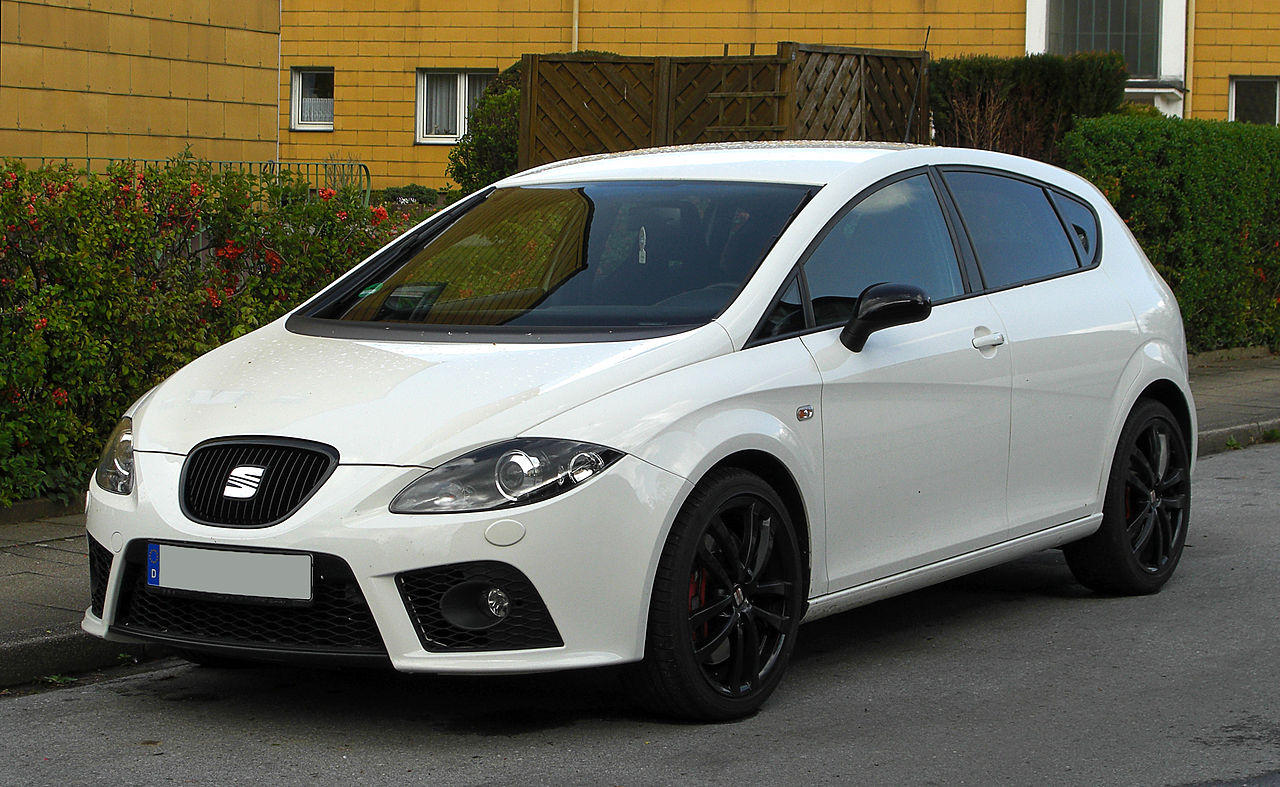 file seat leon cupra 1p frontansicht 12 april 2011. Black Bedroom Furniture Sets. Home Design Ideas