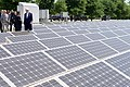 Secretary Kerry Learns About the Solar Fields at the Pickle Research Center at the University of Texas at Austin (26655459466).jpg