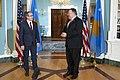 Secretary Pompeo Meets with Kosovo Prime Minister Avdullah Hoti (50305878592).jpg