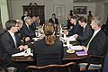 Secretary of Defense Chuck Hagel hosts on honor cordon for United Kingdom's Secretary of State for Defense Phillip Hammond at the Pentagon May 2, 2013 (Pic 8).jpg