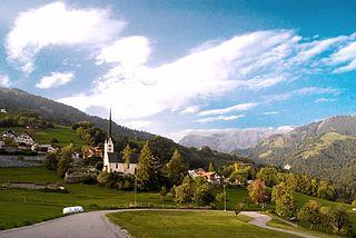 Seewis im Prättigau Municipality of Switzerland in Graubünden