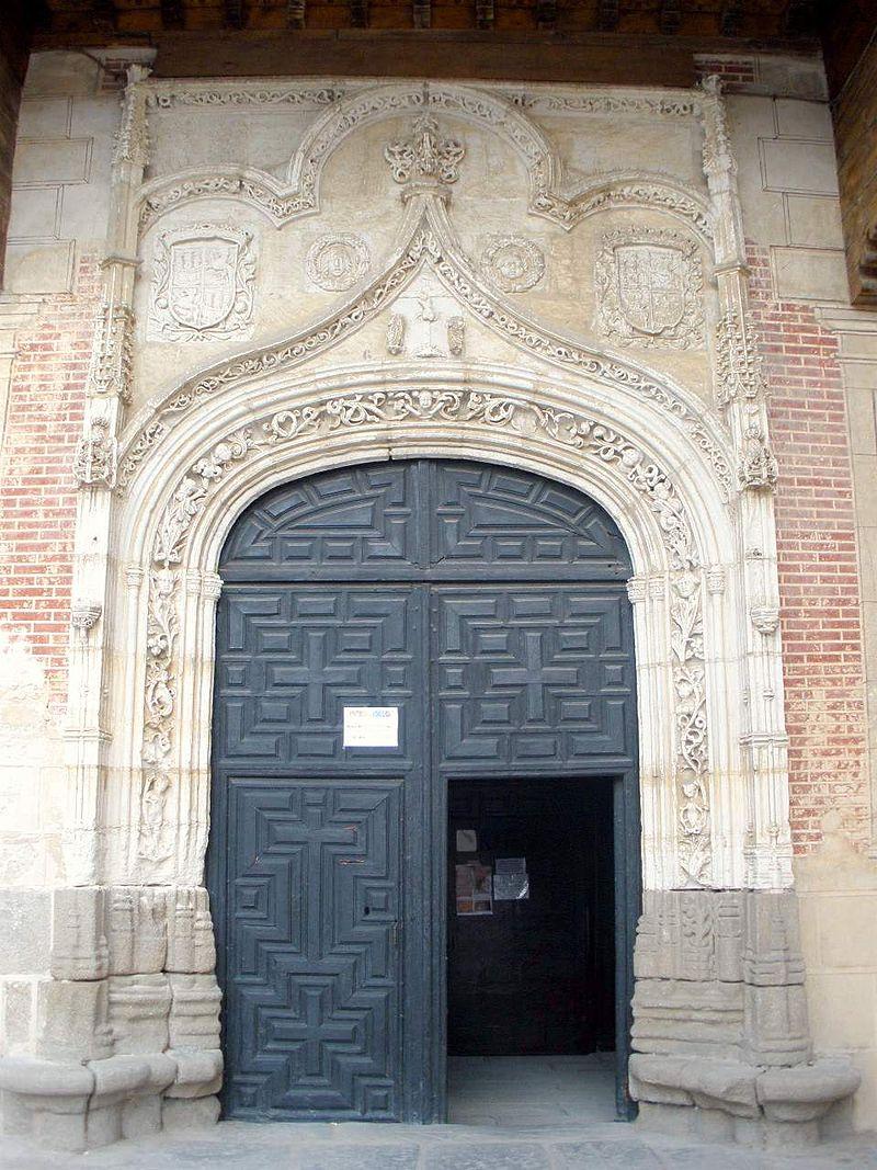 Segovia - Monasterio de San Antonio el Real 08.jpg