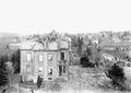 Seitenansicht des zerstörten Hauses Theurillat - CH-BAR - 3240416.tif