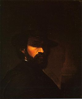 George Hetzel American painter