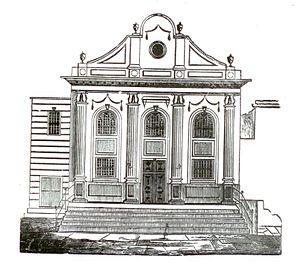 South African Sendinggestig Museum - Sendinggestig c. 1830s