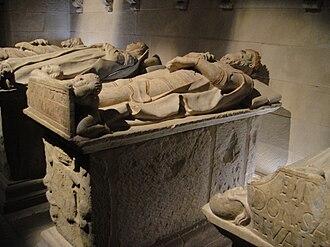 Bermudo III of León - The tomb of Bermudo III of León.