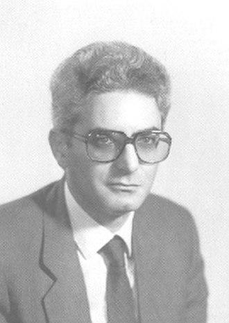 Sergio Mattarella - Sergio Mattarella in 1983