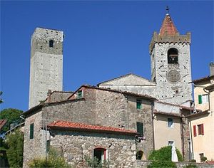 Serravalle Pistoiese - Image: Serravalle pistoiese 01