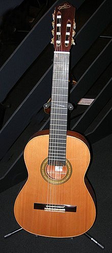 Seven String Guitar Wikipedia