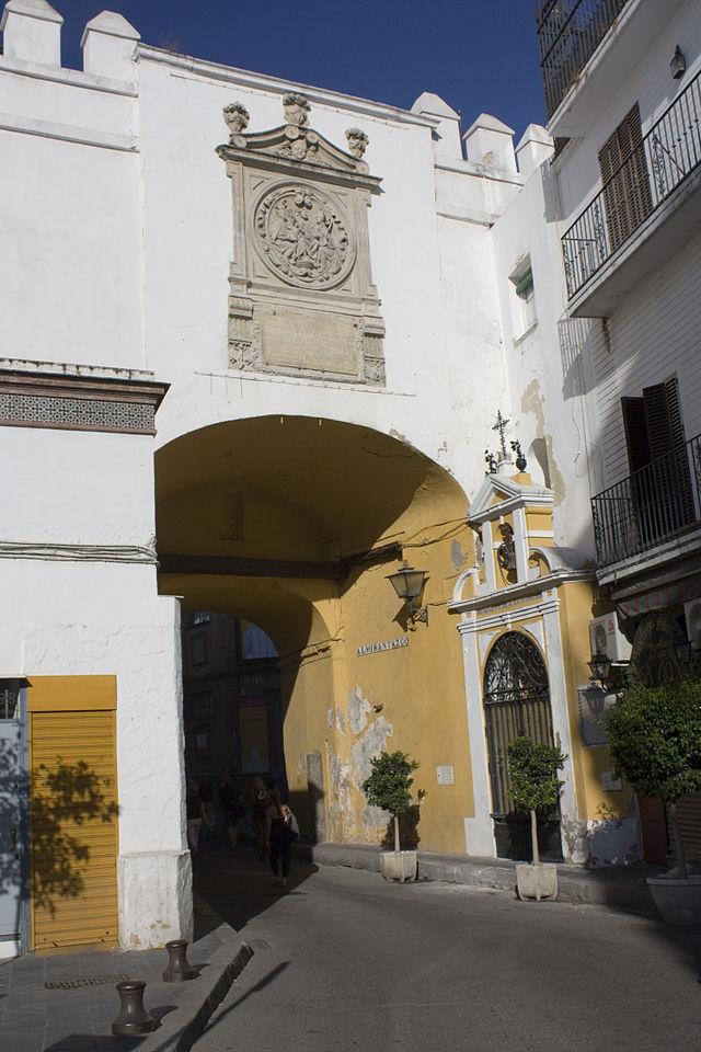 Arco del postigo attrazione siviglia spagna guide turistica tripwolf - Hotel puerta del arco ...