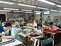 Sewing department in Hungary.jpg