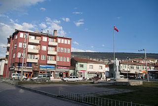 Seyitgazi Place in Eskişehir, Turkey
