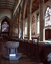 Holy Trinty Church - Hull.