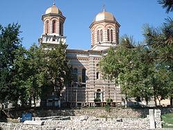 Sfintii Apostoli Petru si Pavel Orthodox Cathedral, Constanta.JPG