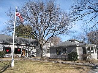Shady Hill School - Image: Shady Hill School, Cambridge, MA IMG 4485