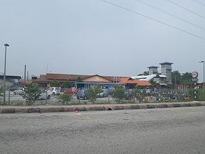 Shah Alam - Shah Alam Komuter station