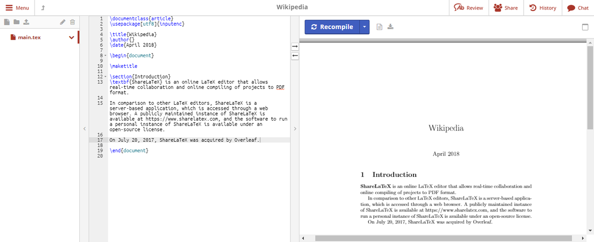 sharelatex  u2014 wikip u00e9dia