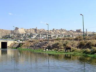 Shaizar - The fortress and town of Shaizar