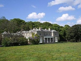 Sheringham Park - Sheringham Hall