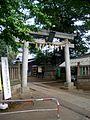 Shimizu inari shrine miyamotocho itabashi.JPG
