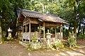 Shingu-jinja (Sasayama), shaden.jpg