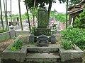 Shiraoka Izawa Yasobe Tombstone 1.JPG