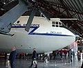 Short Belfast, Shropshire Model Show 2016, RAF Museum Cosford. (26274347800).jpg