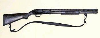 Riot shotgun - Wikipedia