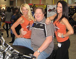 Show girls at motorcycle show 2012.jpg