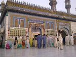 Shrine of Sultan Bahu