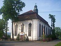 Siedlęcin, kościół pw MB Nieustajacej Pomocy1.jpg
