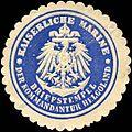 Siegelmarke Kaiserliche Marine - Briefstempel der Kommandantur Helgoland W0224506.jpg