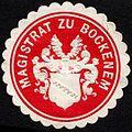 Siegelmarke Magistrat zu Bockenem W0232660.jpg