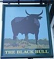 Sign for the Black Bull - geograph.org.uk - 2135841.jpg