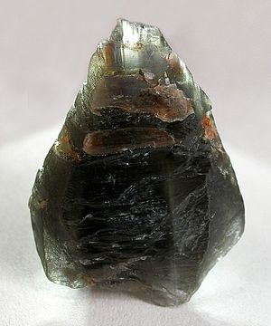 Sillimanite - Image: Sillimanite k 302a